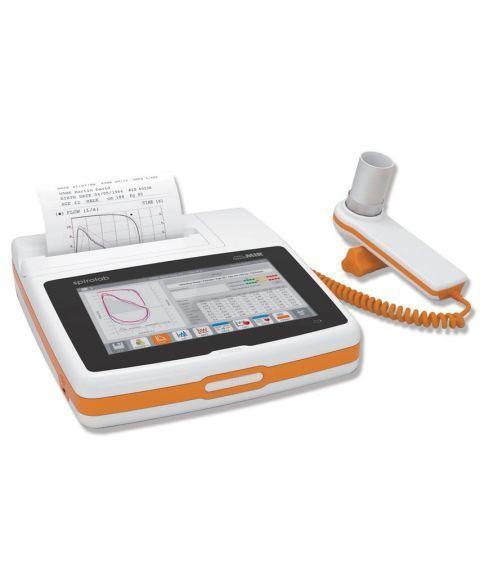 """Spirolab Spirometer med 7"""" touchscreen"""