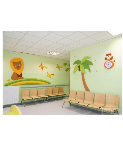 Dekorering av rom (venterom, lekerom, helsestasjoner o.l.)