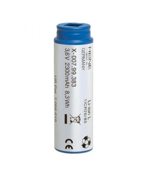 Heine 3,5 V Li-ion batteri - oppladbar