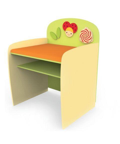 Lokki stellebord med dekorbilder etter eget ønske