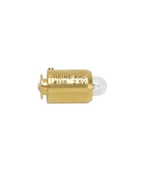 XHL pære til Heine mini 3000 oftalmoskop, 2,5V