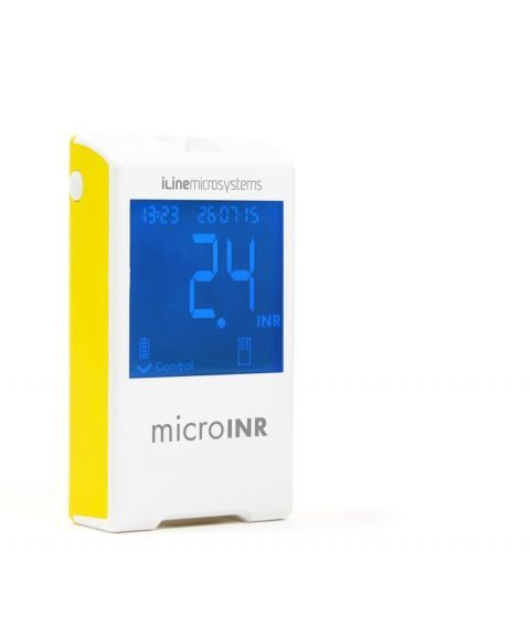 micro INR måler