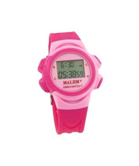 Malem vibrasjonsklokke MO10, rosa