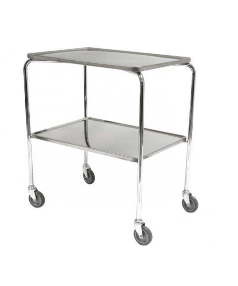 Oscar trillebord, instrumentbord, rustfritt stål