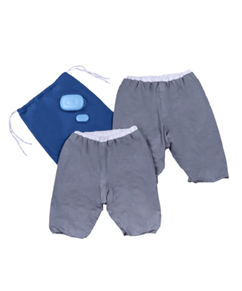 Pjama trådløs sengevætingsalarm med vanntett shorts (komplett)