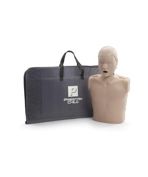 Prestan førstehjelpsdukke med HLR-monitor - barn