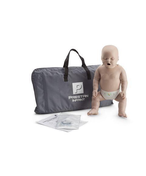 Prestan førstehjelpsdukke med HLR-monitor - spedbarn