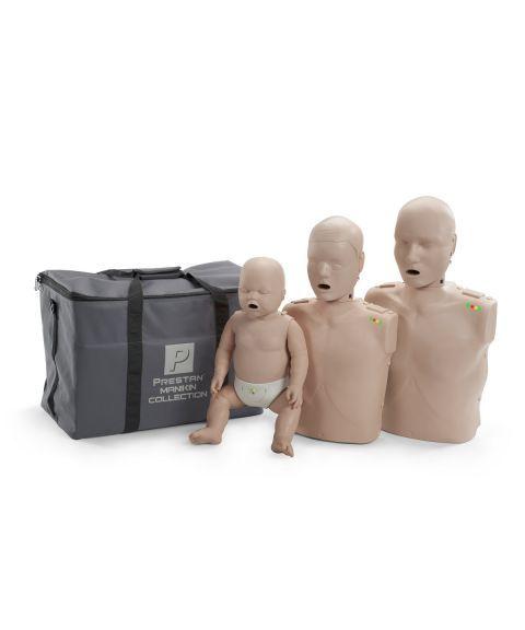 Prestan førstehjelpsdukke - kolleksjonen