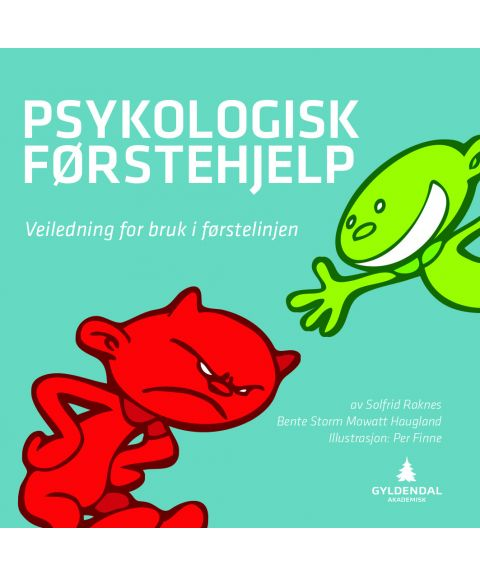 Veiledning til bruk av Psykologisk førstehjelpsskrin