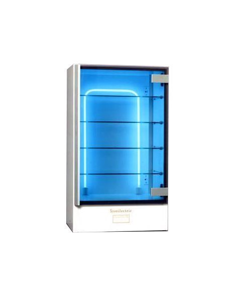 Sterilectric UV skap for steril oppbevaring, lite