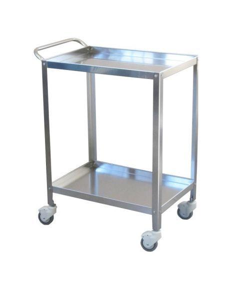 Trillebord i rustfritt AISI 304 stål
