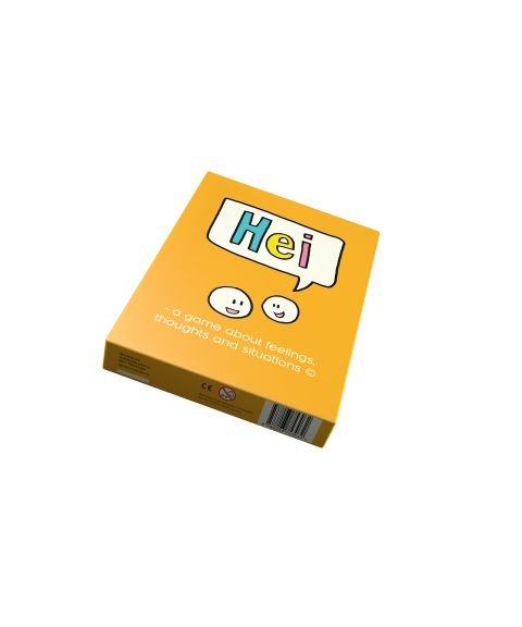 Hei - A game about feelings, thoughts and situations (English version)